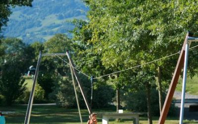 Activités et jeux en extérieur