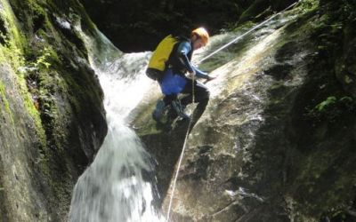 Camping avec activités canyoning et sports au coeur du pays Basque